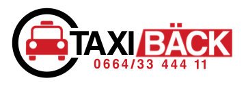 Logo Taxi Bäck Farbe klein